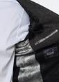 Comienzo Slim Fit Blazer Ceket Siyah